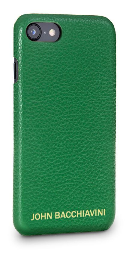 Jadeite Green Leather iPhone 7/8 Case