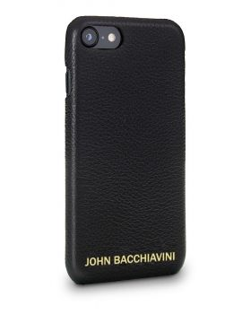 Tartufo Black Leather iPhone 7/8 Case