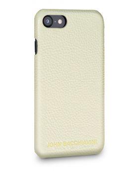 Cannoli Cream Leather iPhone 7/8 Case