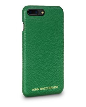 Jadeite Green Leather iPhone 7/8 Plus Case