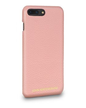 Mandevilla Pink Leather iPhone 7/8 Plus Case